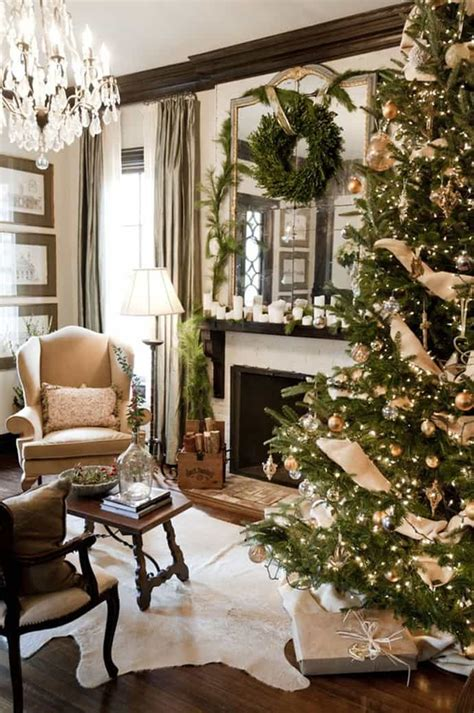 Classic Kitchen Design Ideas 25 beautiful christmas tree decorating ideas