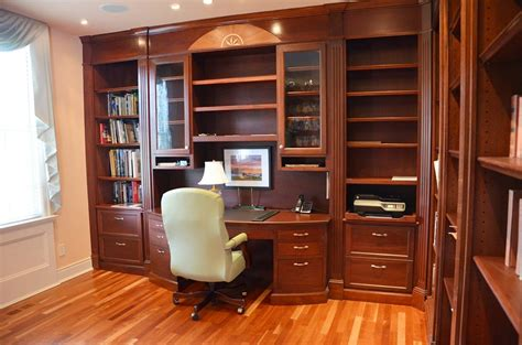 small built in desk built in bookcases ideas for small space