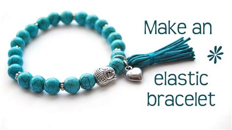 how to make jewelry bracelets make a stretch elastic bracelet best tips