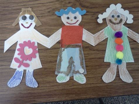 images of and craft for best 25 preschool friendship activities ideas on