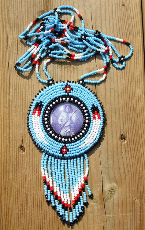 indian beading american by deancouchie on etsy