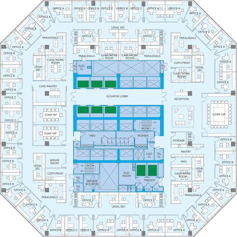 100 floor plan of an ideal classroom pre function