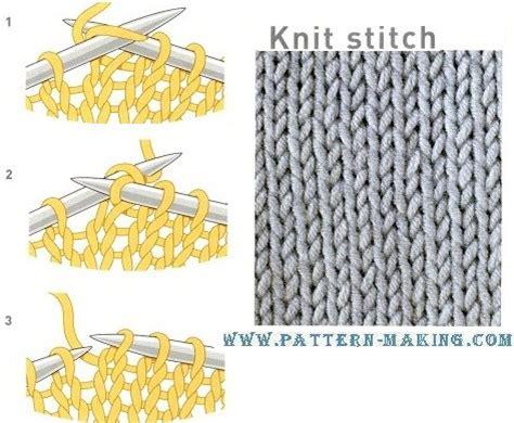 purl and knit stitch purl stitch and knit stitch pattern