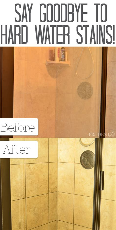 cleaning water stains glass shower doors what s up fagans