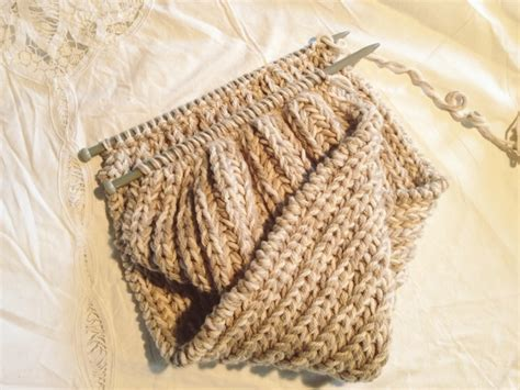 free snood knitting pattern diy giftables 1 2 simple snoods a free knitting