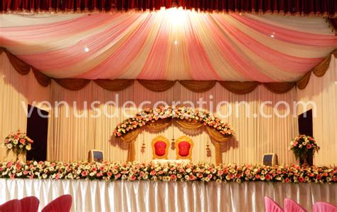 Hindu Decorations For Home venu s wedding planners stage decorations kerala india