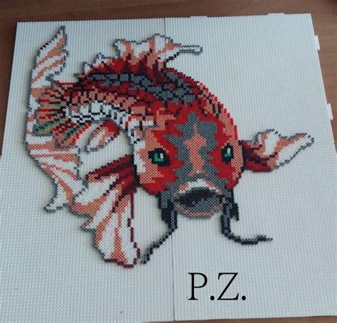 hama bead fish designs fisch mini hama by piazobel100 kandi photos on