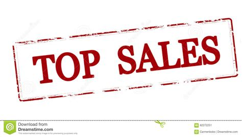 top sales top sales stock vector image of concept sale