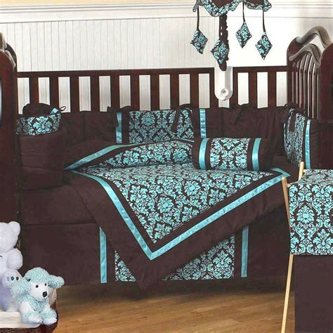 and brown crib bedding brown and blue crib bedding 28 images hotel blue and