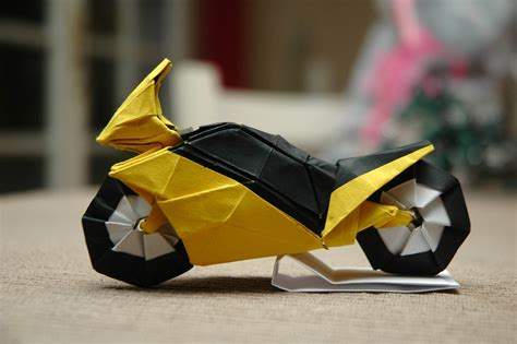 origami vehicles i could harley wait to show you these origami vehicles