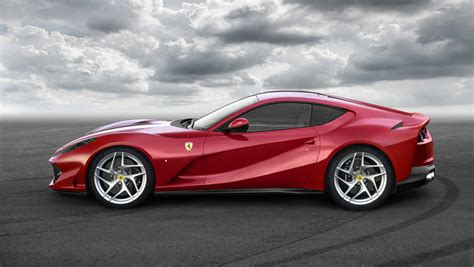 Car Wallpaper Photo by 812 Superfast Car Photo Side View Wallpaper
