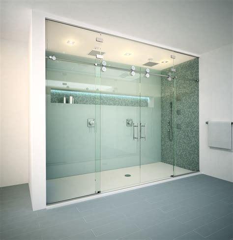 contemporary shower doors b q bathroom cabinet with contemporary sliding glass