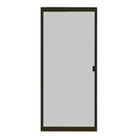 sliding patio screen doors home depot unique home designs 48 in x 80 in standard bronze metal sliding patio screen door