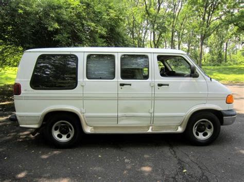 find used 2003 dodge ram 1500 conversion van with no reserve in new hope pennsylvania united