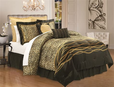 safari comforter sets kollection home safari luxe comforter set