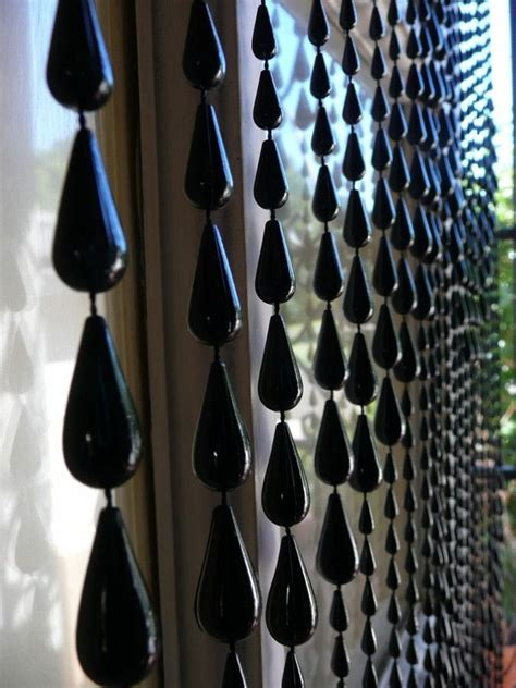 black beaded curtains 17 best ideas about bead curtains on beaded