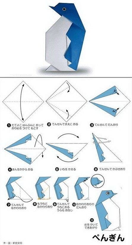how to make paper animals origami best 25 diy origami ideas on