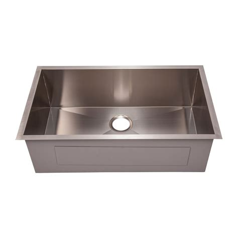 square kitchen sinks vodasinks 12s3219 square corner stainless steel sink