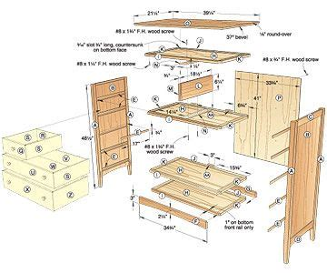 beginning woodworking plans plans for dresser free woodworking plans and projects