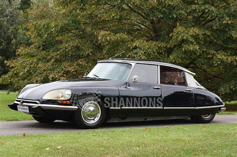 Citroen Ds 21 by Sold Citroen Ds 21 Sedan Auctions Lot 23 Shannons