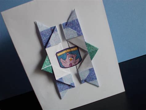 how to make origami birthday cards ten ideas for origami greeting cards