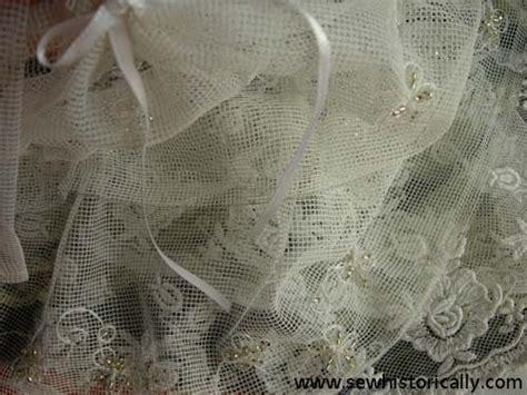 diy veil with beading diy beaded lace veil sew historically