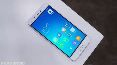 On With The Xiaomi Mi5