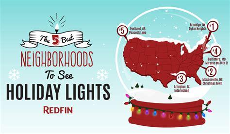 lights in neighborhoods the best neighborhoods to see lights in 2014 via