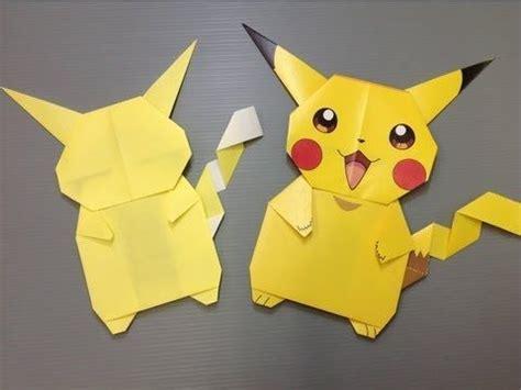 origami pickachu origami pikachu origami origami