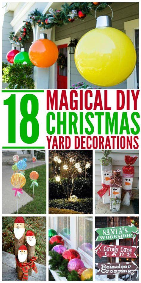 yard decoration best 25 yard decorations ideas on