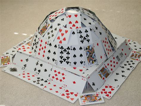 how to make a house of cards for beginners card houses