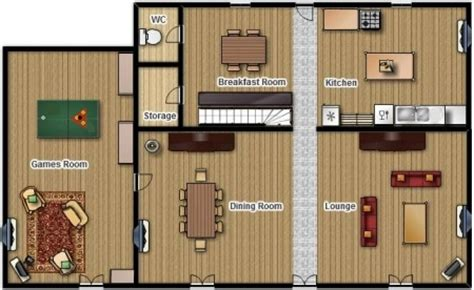 Make A House Plan la pagerie floor plans of the accommodation