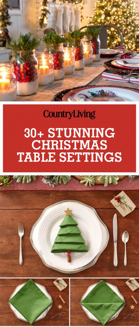 decoration ideas for table settings 45 best table settings decorations and
