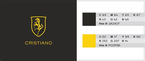 Yellow Colour Combination 10 best 2 color combinations for logo design with free