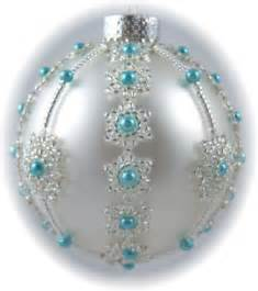 beaded ornament pattern free beaded ornaments patterns ornament cover