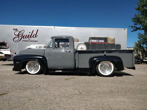 1956 Ford F100 Parts by 1956 Ford F100 For Sale 2000488 Hemmings Motor News
