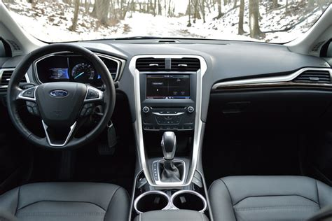 2014 Ford Fusion Interior by 2014 Ford Fusion Hybrid Review Carsquare