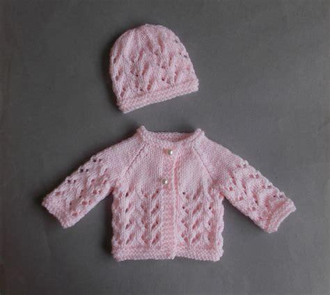 premature baby knitting patterns free knitting patterns galore bibi preemie baby set