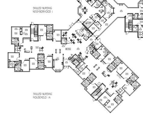 nursing home layout design nursing home room floor plans