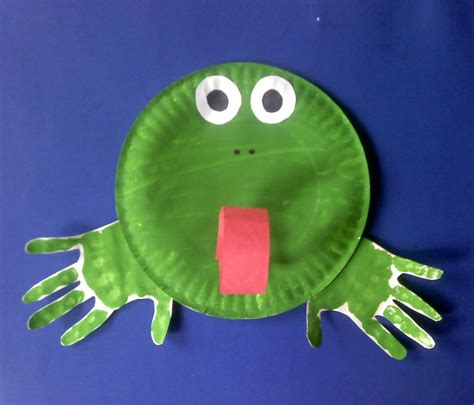 frog paper plate craft 15 paper plate animal crafts for children reliable