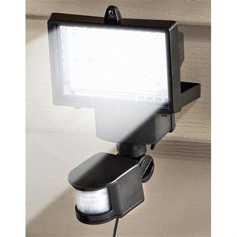 solar lights led nature power solar security motion sensor light 60 led