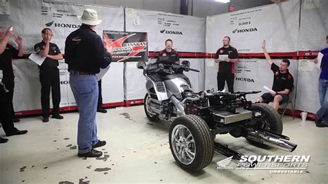 Southern Honda Chattanooga by Introduction To Motorcycle Trikes Southern Honda