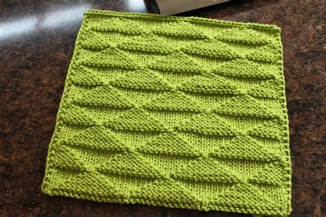 knit new 10 knitted dishcloth patterns
