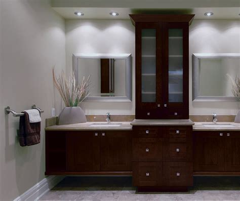 kitchen cabinets as bathroom vanity contemporary bathroom vanities with storage cabinets