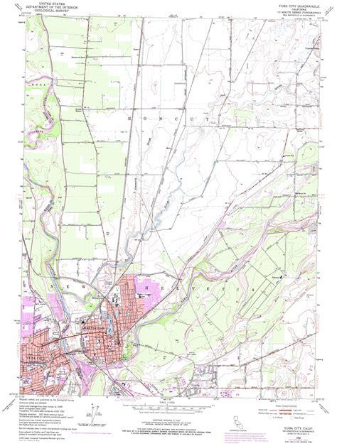 yuba city yuba city topographic map ca usgs topo 39121b5