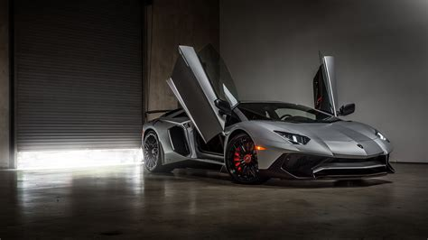 Car Wallpaper Jpg by 8 Lamborghini Aventador Lp Sv 4k Wallpaper Hd Car