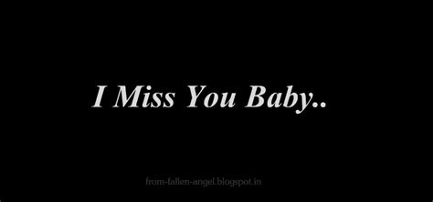 i you baby i miss you baby quotes quotesgram