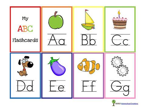 how to make printable flash cards printable abc flash cards my
