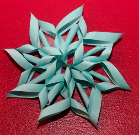 3d snowflakes paper craft 21 awesome 3d paper snowflake ideas free premium