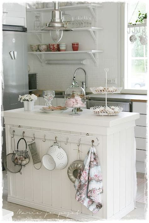 Pale Blue Kitchen Cabinets by 52 Ways Incorporate Shabby Chic Style Into Every Room In